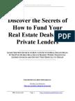 Private Lending eBook