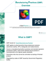 GMP Overview