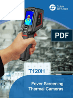 GUIDE T120H Fever Screening Thermal Cameras (3)