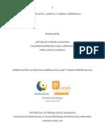 PERCEPCIÓN AUDITIVA Y TÁCTIL Y UMBRAL DIFERENCIAL- INFORME