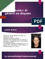 Judith Butler - El Género en Disputa