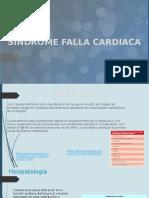 SEMIOLOGIA SINDROMES CARDIACO