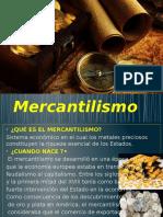 Mercantilismo diapositiva