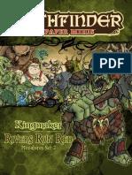 Paper Minis - Kingmaker 02 - Rivers Run Red