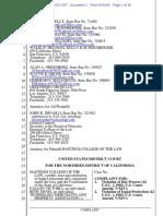 Hastings v. San Francisco Dkt 1 Complaint