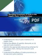 8 Managing of Economics of Scale