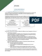 Microsoft Word - La planification industrielle