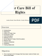 foster care bill of rights