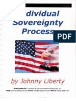 Individual Sovereignty Process