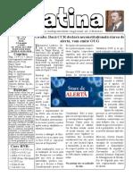 Datina - 12.5.2020 - prima pagină