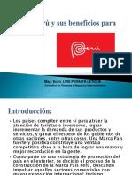 DCI Tema 2 Estrategia de Marca Peru en El COMEX