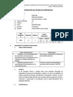 SILABUS PRACTICA DOC  - TEATRO VII 2020 - 1
