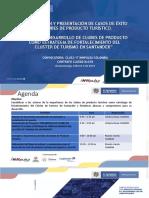 PRESENTACION CLUB DE PRODUCTOS TURISTICOS  ZAPATOCA SAN GIL 2019.pdf