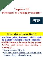 2. PIT Disclosure Norms