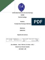 REPORTE DE LECTURA YERAIDY HENRIQUEZ
