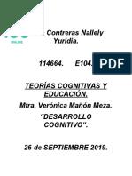 TAREA FINAL TEORIA COGNITIVA.doc