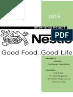 Internship Report Final 2 Noodles plant