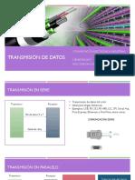 02 - Tx de datos