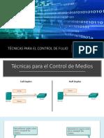 04 - Técnicas para el control de flujo