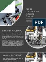 06 Red de Comunicación Industrial Ethernet
