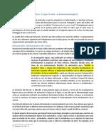 Aula 5.  9 de septiembre 2019 Fenomenología.