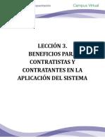 LECCION_3._BENEFICIOS_PARA_CONTRATISTAS_Y_CONTRATANTES_EN_LA_APLICACION_DEL_SISTEMA