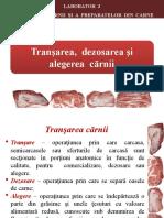 LP 3 - Tranşarea, dezosarea şi alegerea  cărnii.pptx