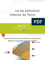 CienTic7- L2 Modelos da estrutura interna da Terra