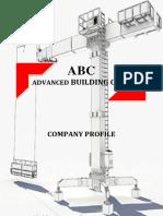 ABC - PREQUALIFCATION 2015