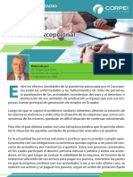 El Concordato Preventivo Excepcional - Dr. Jorge Egas P.