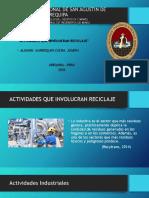 ACTIVIDADES QUE INVLUCRAN RECICLAJE.pdf