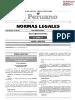 Normas Legales Edición Extraordinaria 20200511