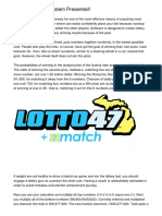 A Breakdown Of The World Lottery Syndicates Income Opportunitytxnlu.pdf
