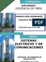 23MAY09 - Intalaciones Electricas (Ramon Leon Hernandez)