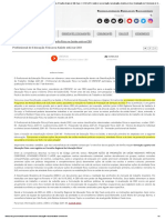 CONFEF (020) - Profisisonal de EF na saude CBO