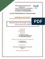 Optimisation Du Temps d'Autono - ALLOUCH Saad_1002