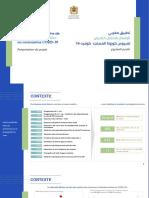 Présentation de l'application Wiqayatna