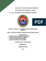 Compañia Minera Buenaventura (Control y Optimizacion)