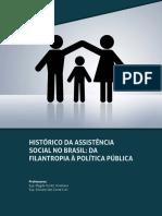 Histórico da Ass.Social no Brasil