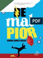 De Mal a Pior - Simon James Green