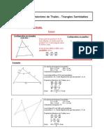 Séquence 6- Triangles Semblables - Théorème de Thalès.pdf
