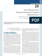 29 Gene Therapy _ From Theoretical Potential to Clinical Implementation (1)