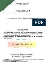 SEMANA 3 SOL DE ecuaciones