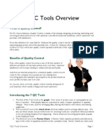 7QC Tools Overview