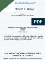 DISEÑO DE PLANTAS INTRODUCCIÓN 2018