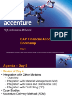 Sap Fi Bootcamp Training Day5