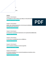Ejercicios Microbiologia de los alimentos