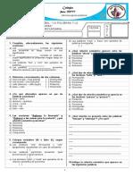 Tarea N° 4 - La polisemia y la paronimia (3er nivel)
