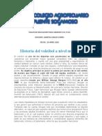 GUIA DE EDUCACION FISICA GRADO 9