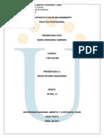 Diagnóstico y Plan de Mejoramiento